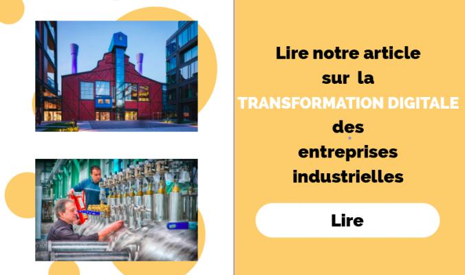 transformation digitale entreprise industrielle