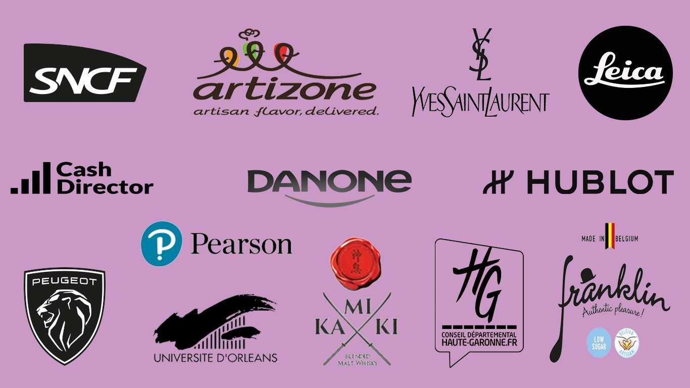 client agence branding